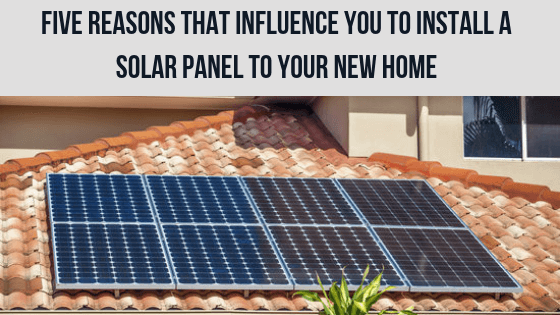 install soler panel