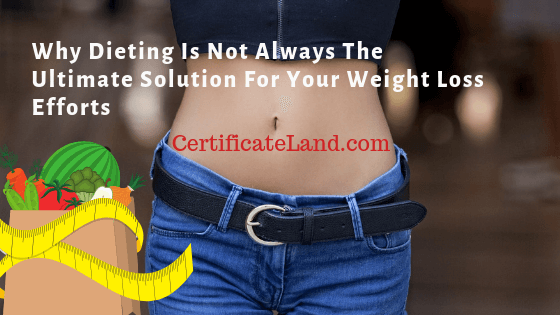 Weight Loss Efforts