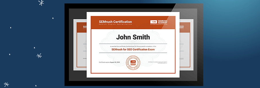 Semrush Technical Seo Certification Exam Answers 2020