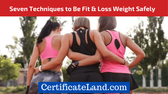 loss weight safely