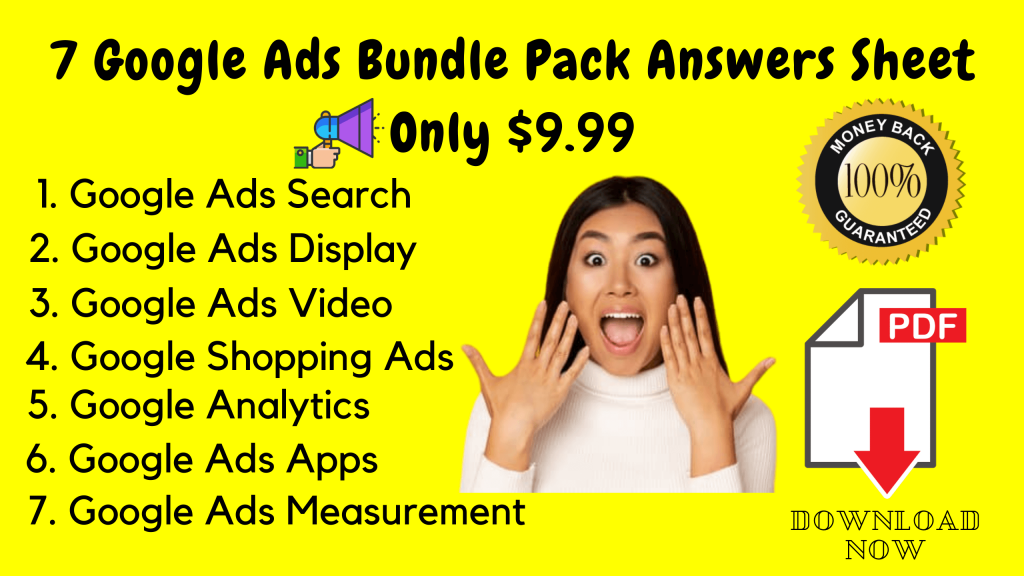 Google Ads Bundle