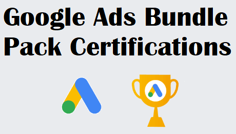 Google Ads Bundle Pack