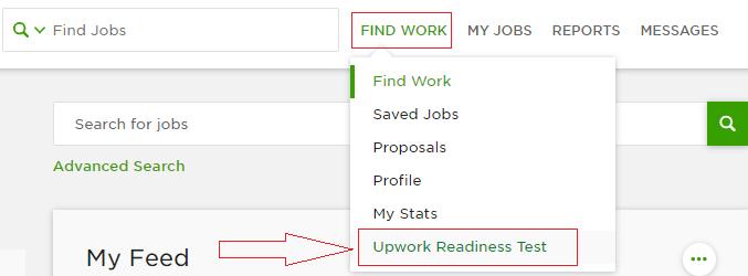 Upwork Readiness