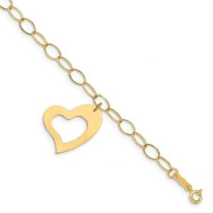 eight chain charm bracelets