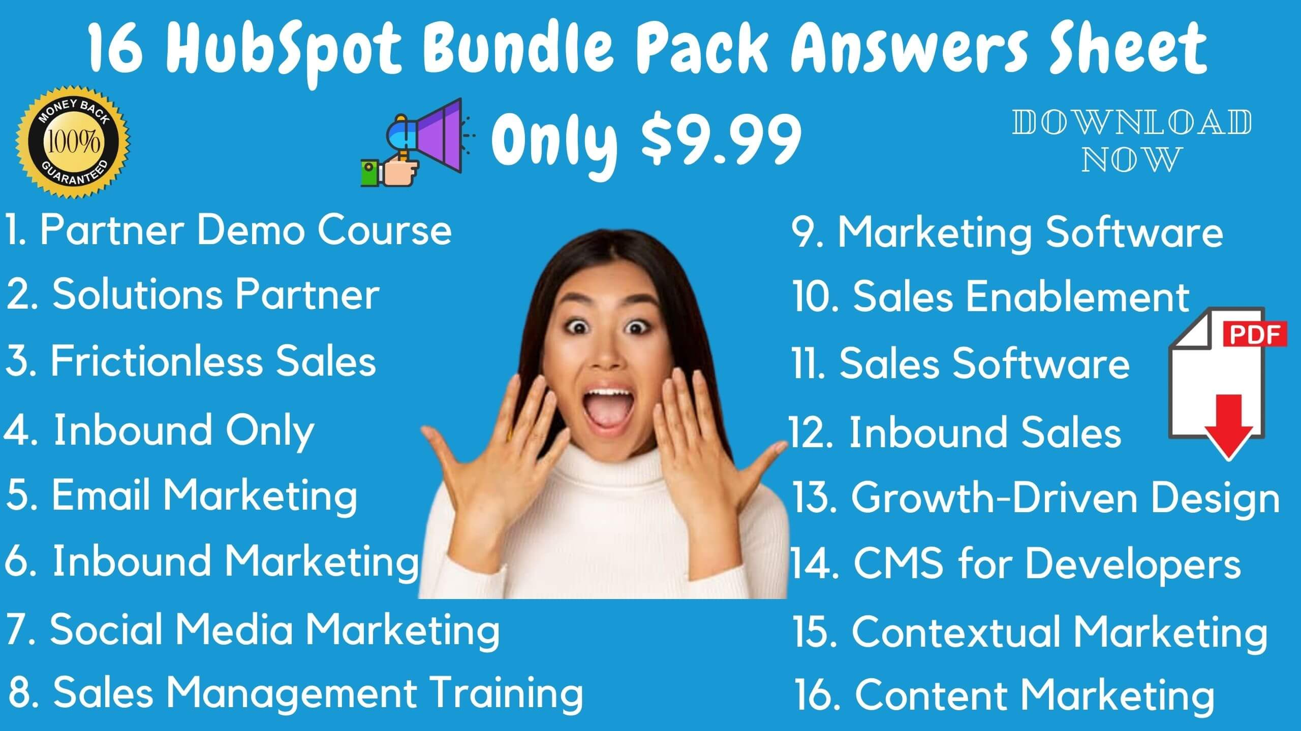 HubSpot Bundle Packs